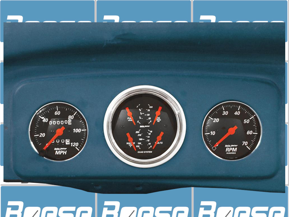 Old Chevy Truck >> 1935-1936 Chevy Car Dash Inserts Gauge Panels and Gauges