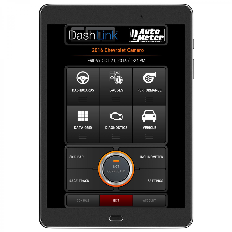 6032 Auto Meter Dashlink  Obdii Wireless Gauge Module