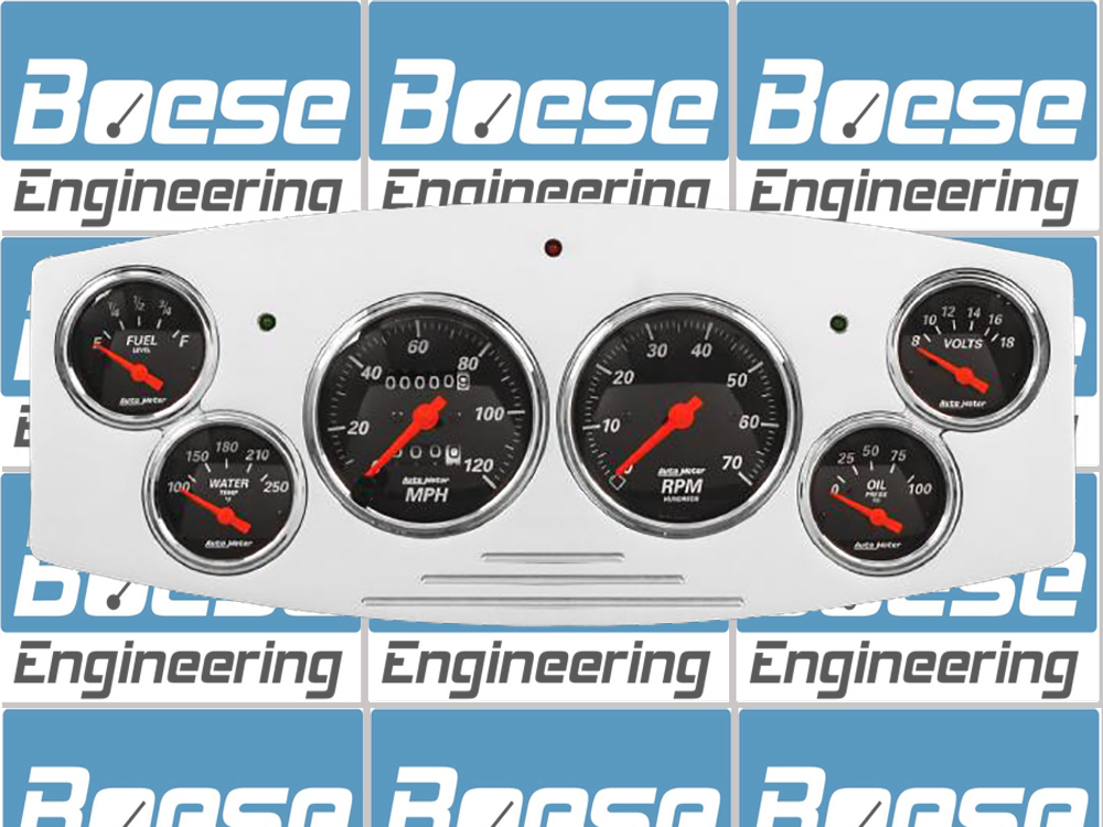 Dodge Gauge Panels
