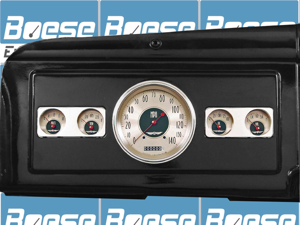 Dodge Truck Gauge Panels