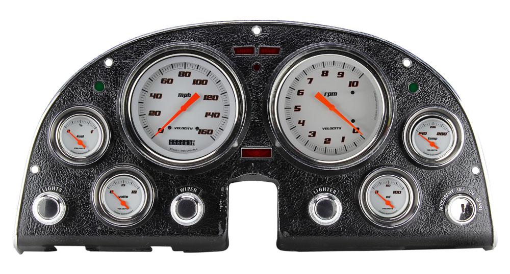 Classic Instruments 1963 1967 Corvette Gauge Cluster