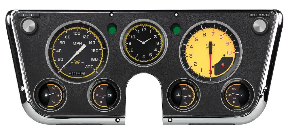 67 68 69 70 71 71 Chevy Truck Classic Instruments Ct