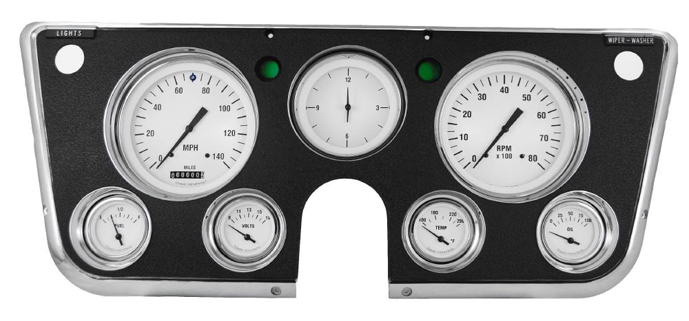 67 68 69 70 71 72 chevy truck classic instruments gauges