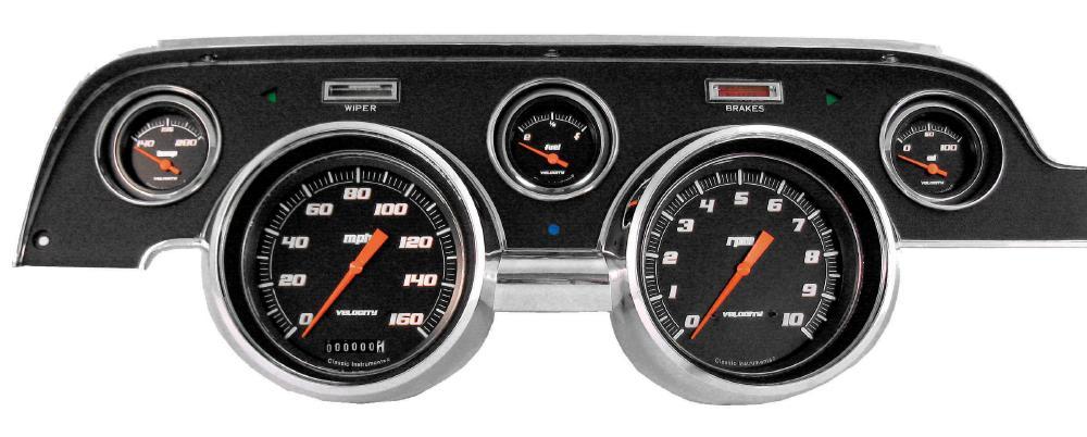 Mu Vsb on Electronic Fuel Pressure Gauge